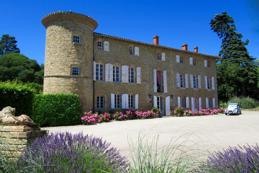 Les Gîtes at Château de Montoussel - Gallery