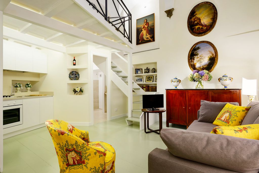 Navona Charming Flat - Gallery