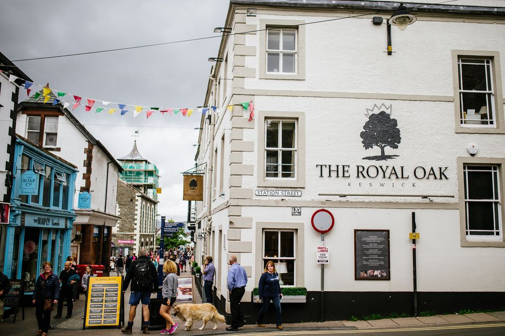 The Royal Oak at Keswick gallery - Gallery
