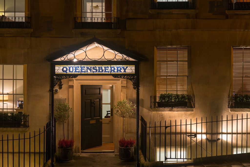 The Queensberry Hotel & Olive Tree Restaurant gallery - Gallery