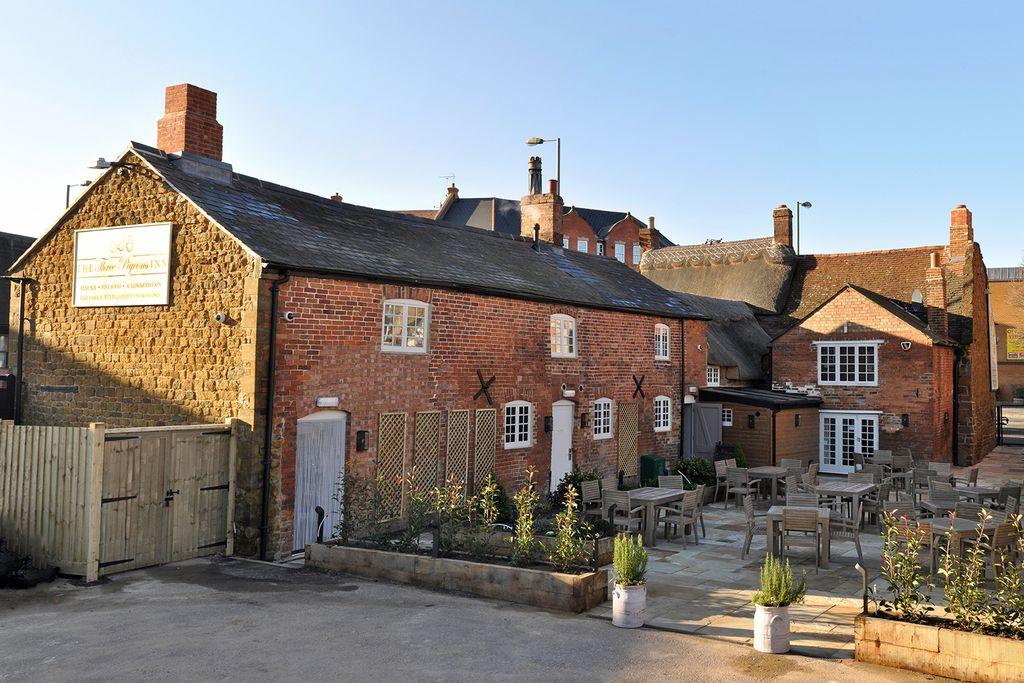 The Three Pigeons Inn - Gallery