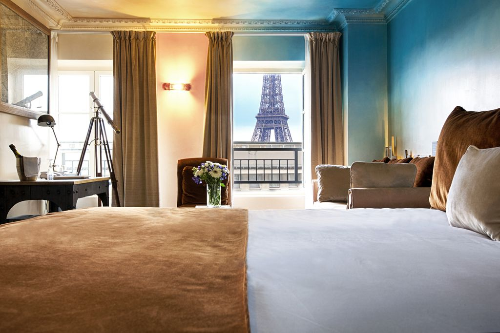 Hôtel Eiffel Trocadéro - Gallery