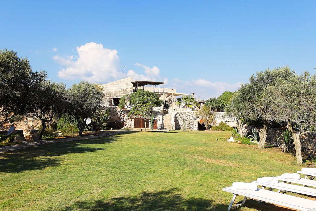Villa Punta San Nicola Favignana