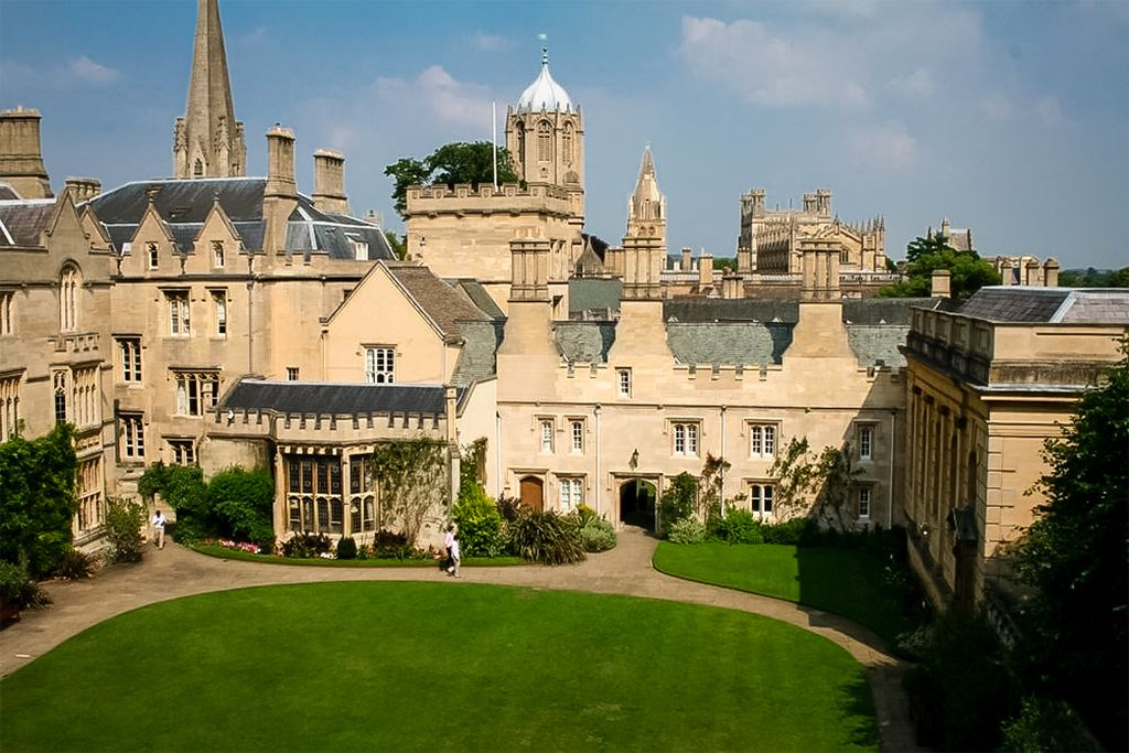 Oxford University - Gallery