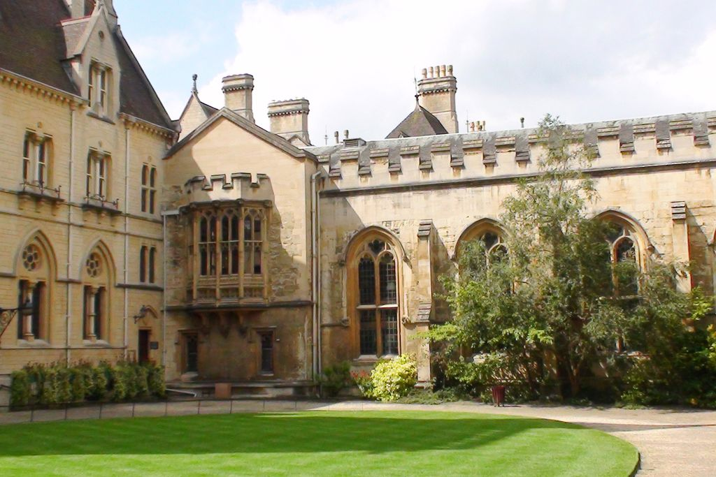 Balliol College Bed And Breakfast
