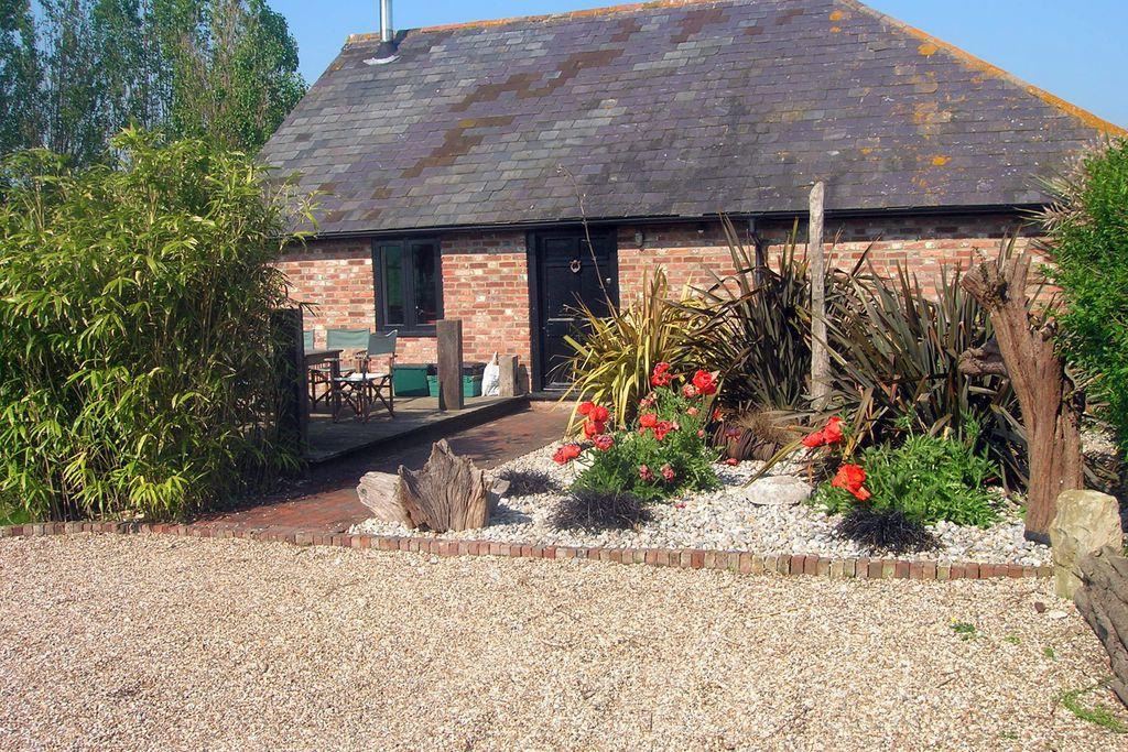 The Barn, Camber Farm House - Gallery