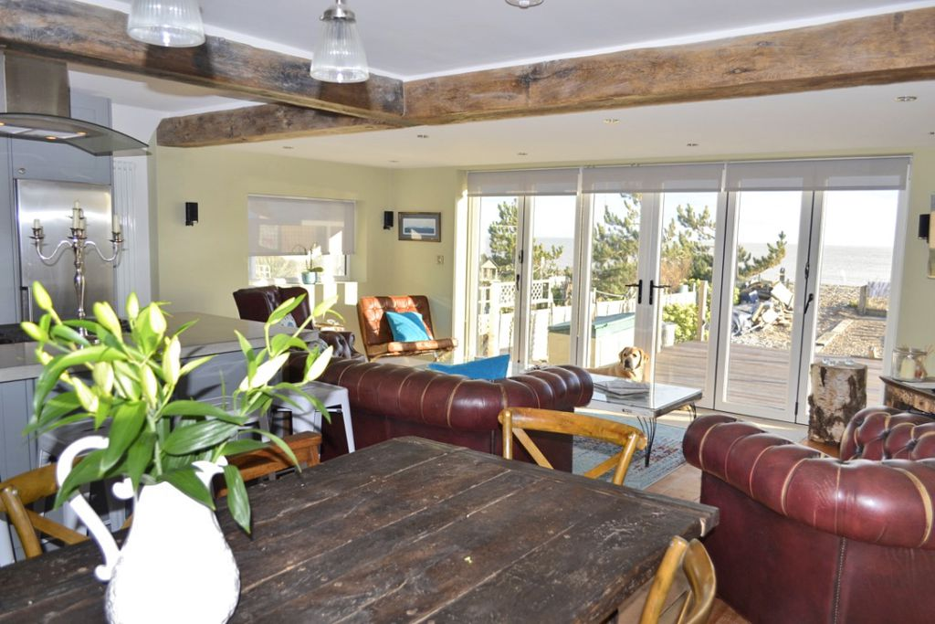 The Pevensey Bay Beach House - Gallery