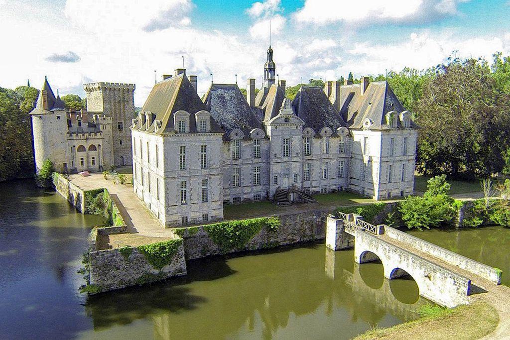 Château de Saint Loup sur Thouet - Gallery