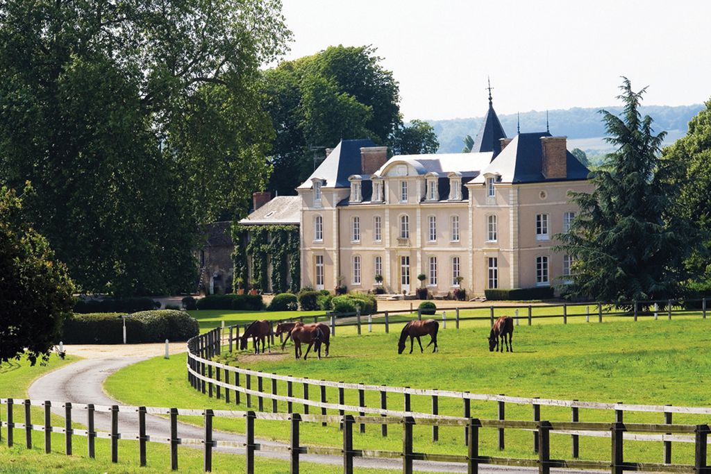 Hôtel Haras de la Potardière - Gallery