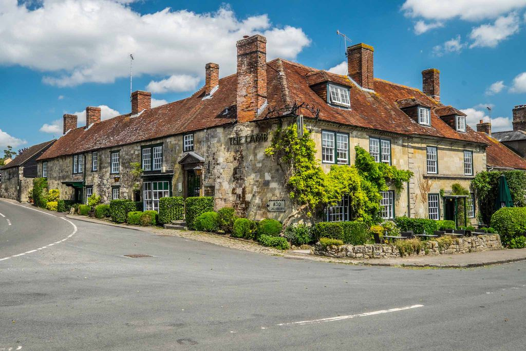 The Lamb at Hindon - Gallery