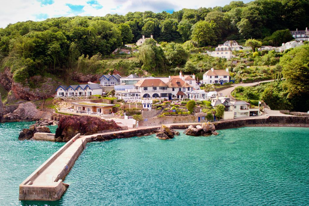 The Cary Arms at Babbacombe Bay - Gallery