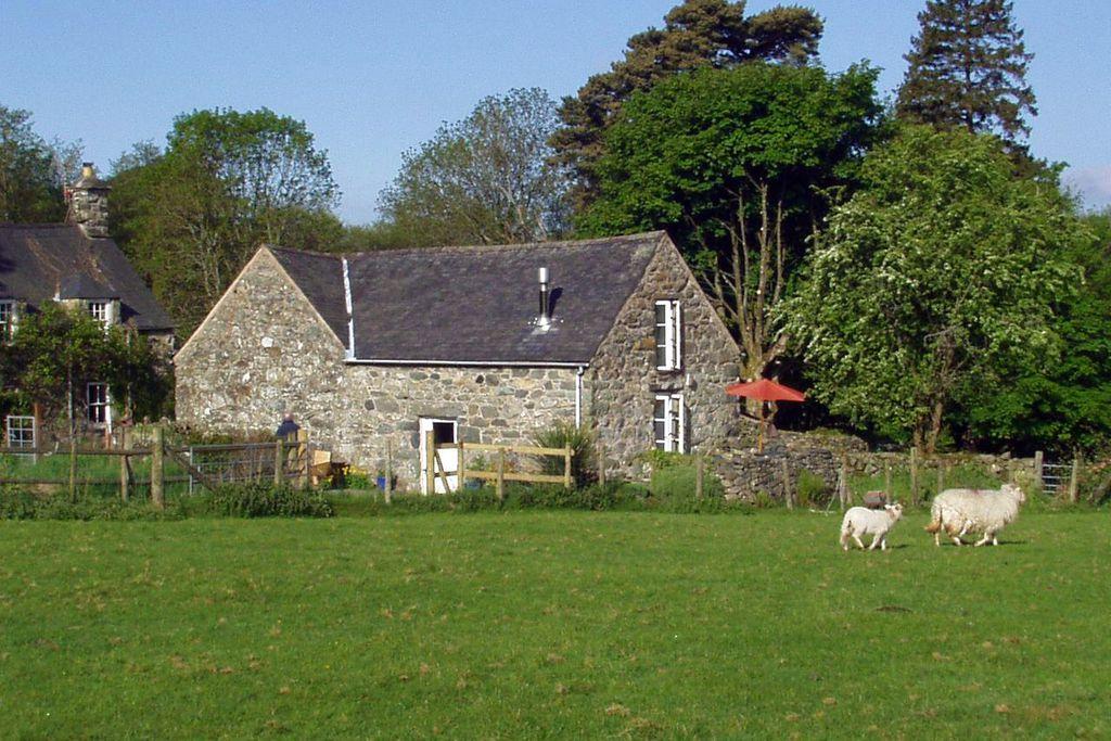 The Barn, Braich-y-Ceunant - Gallery