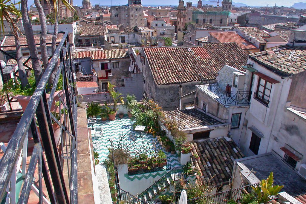 Le Terrazze Bed & Breakfast in Palermo | Sawday\'s