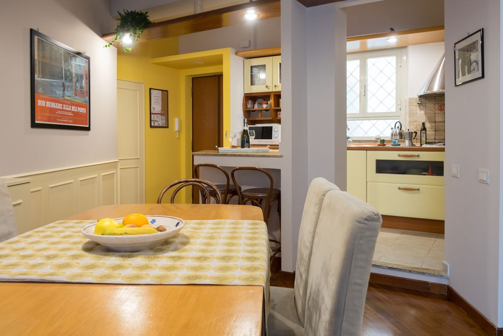 Trastevere apartment - Gallery