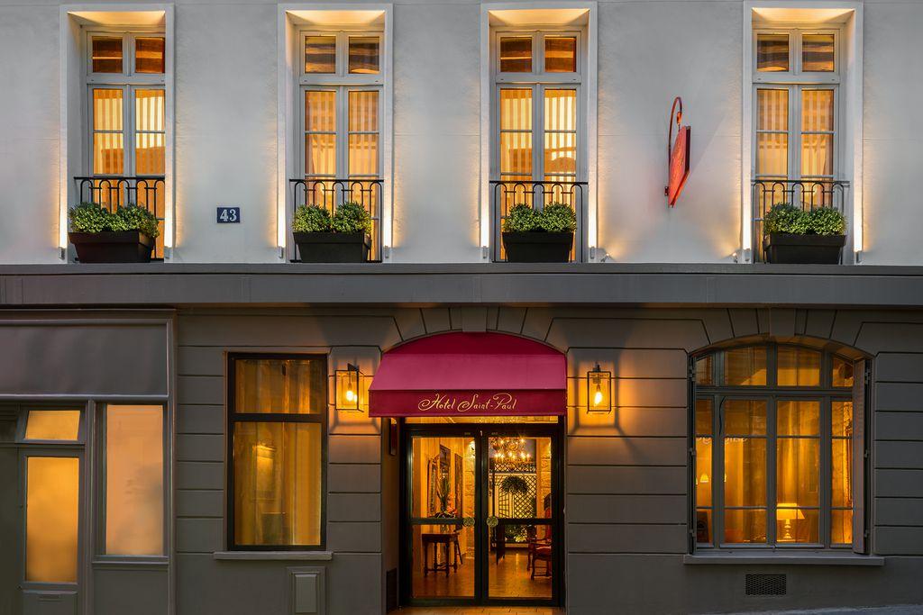 Hôtel Saint Paul Rive Gauche - Gallery