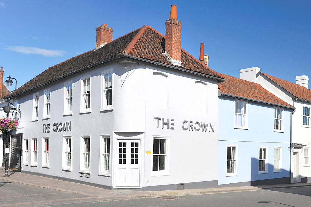 The Crown at Woodbridge - Gallery