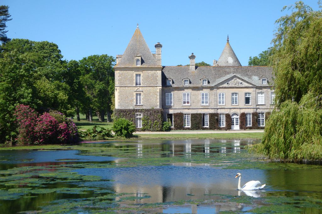 Pavillon du Château de Tocqueville - Gallery