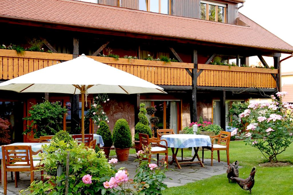 Hotels Cottages And Special Places In Alsace Sawday S