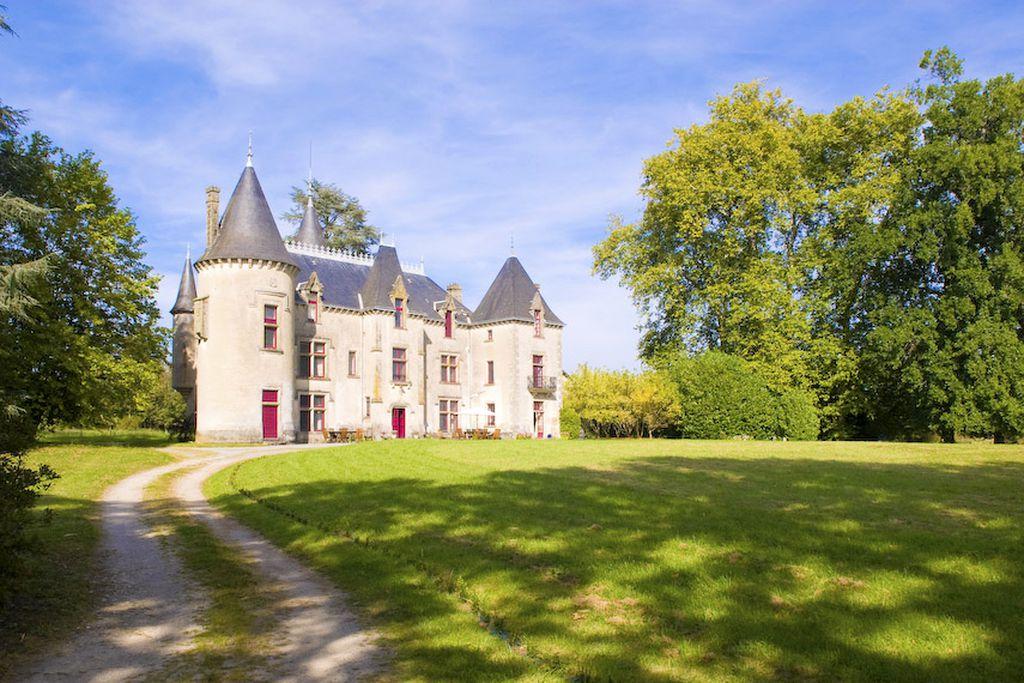 Château Ribagnac gallery - Gallery