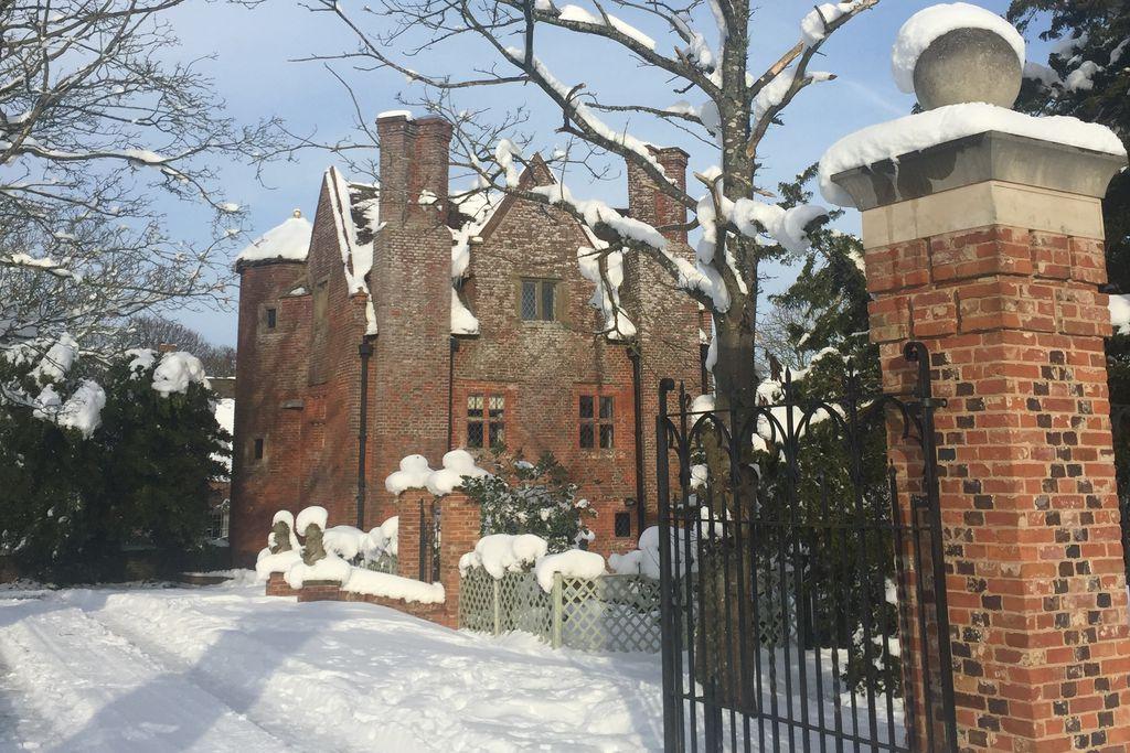 Upton Cressett Gatehouse gallery - Gallery