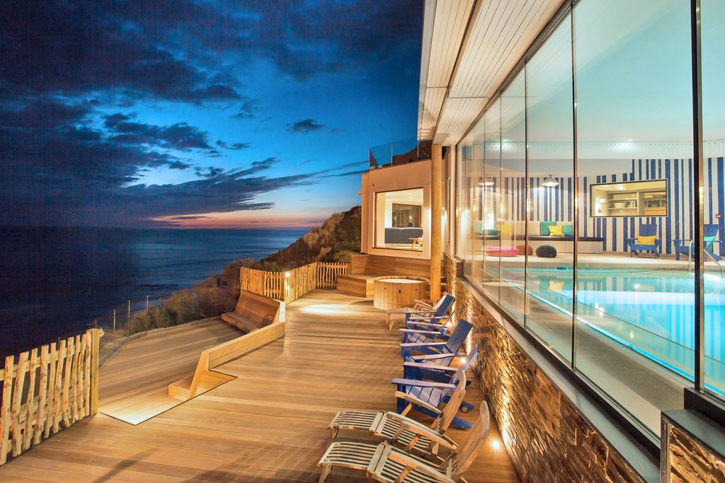 Watergate bay hotel spa