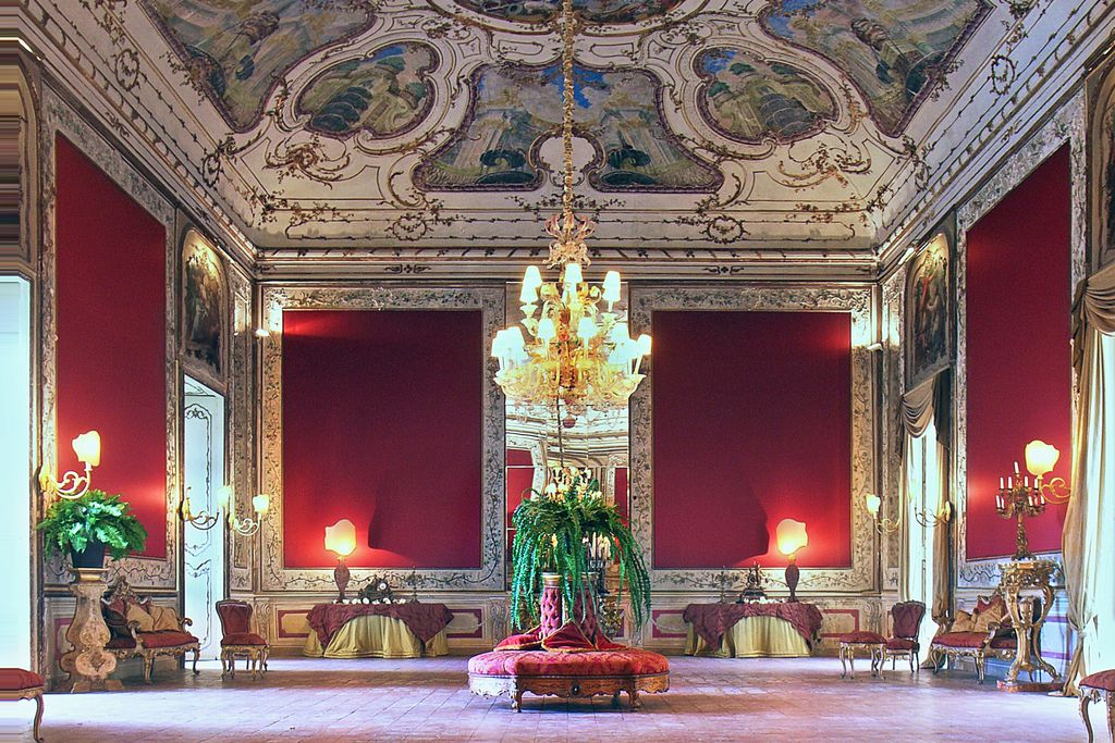 Palazzo Ajutamicristo - Gallery