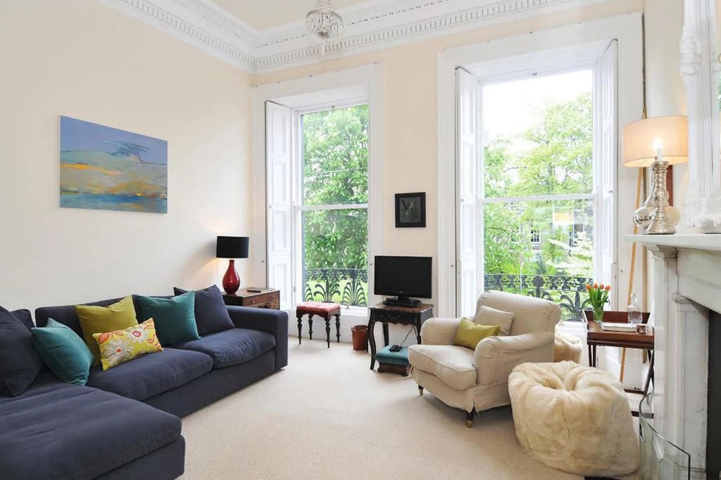 23 Saxe Coburg Place Self Catering In Edinburgh Sawday 39 S