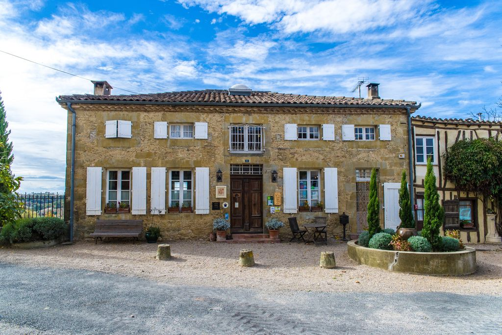 Hôtel Cuq en Terrasses - Gallery