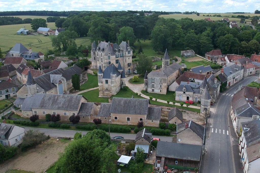 Château de la Celle Guenand gallery - Gallery