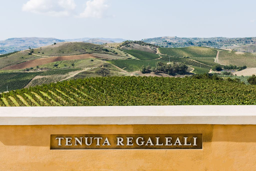 Regaleali Winery Estate - Gallery