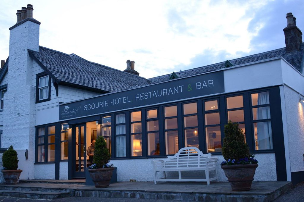 Scourie Hotel gallery - Gallery