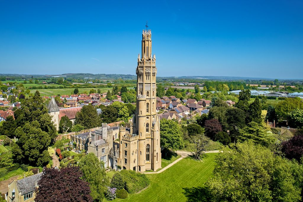 The Hadlow Tower - Gallery