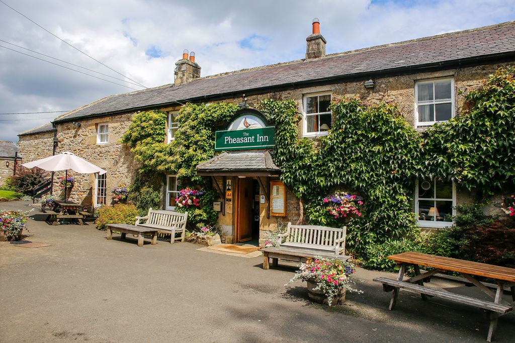 The Pheasant Inn - Gallery