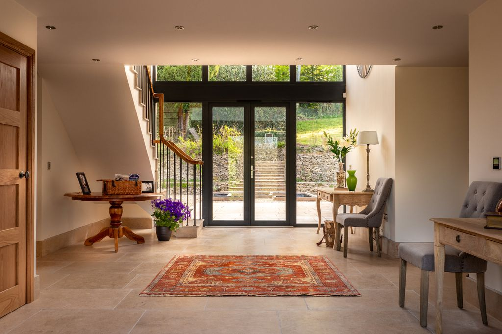 Woodchester Valley House - Gallery