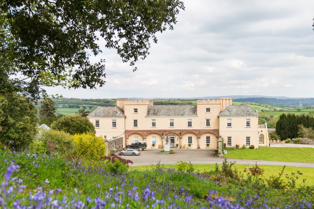 Pentillie Castle - Gallery