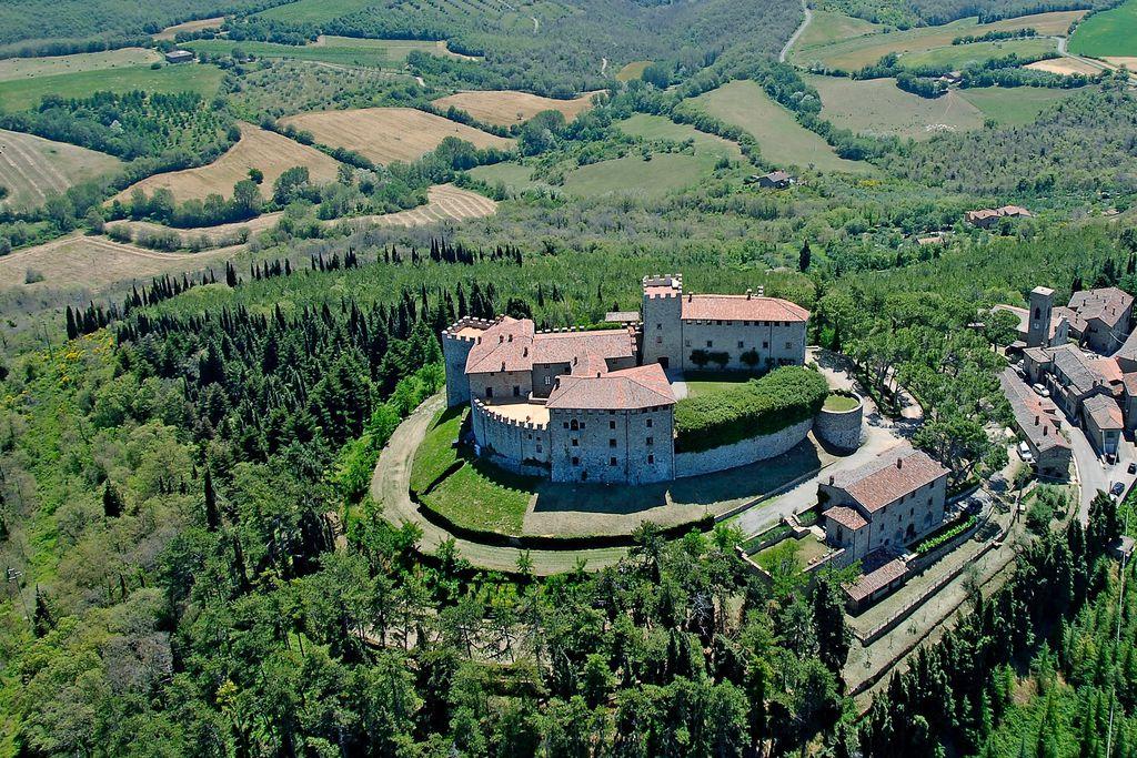 Castello di Montegiove - Moraiolo House - Gallery