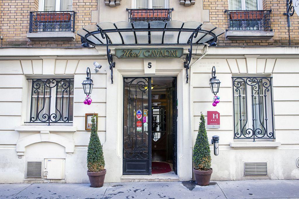 Hôtel Gavarni - Gallery