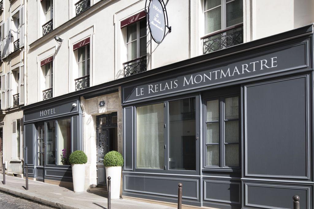 Hôtel le Relais Montmartre - Gallery