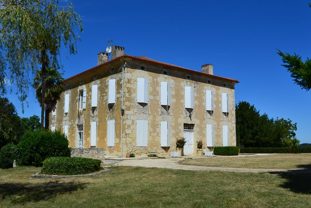 Domaine de Panblanc - Gallery