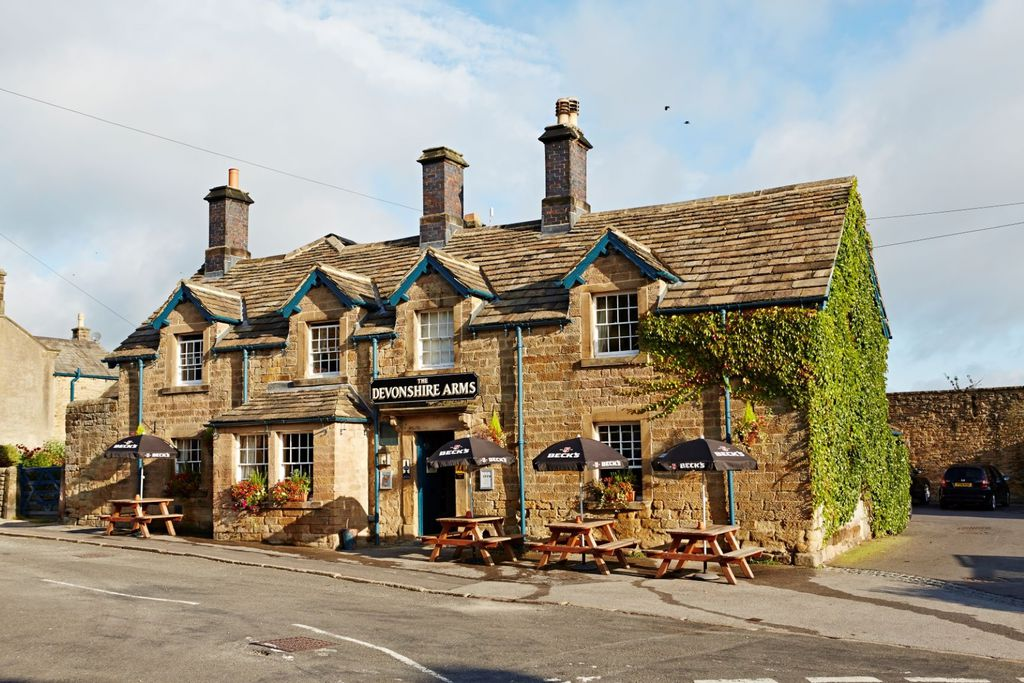 The Devonshire Arms at Pilsley - Gallery