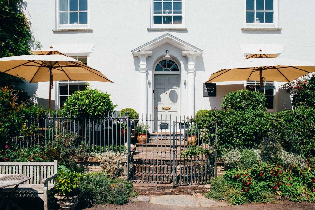 Heasley House - Gallery