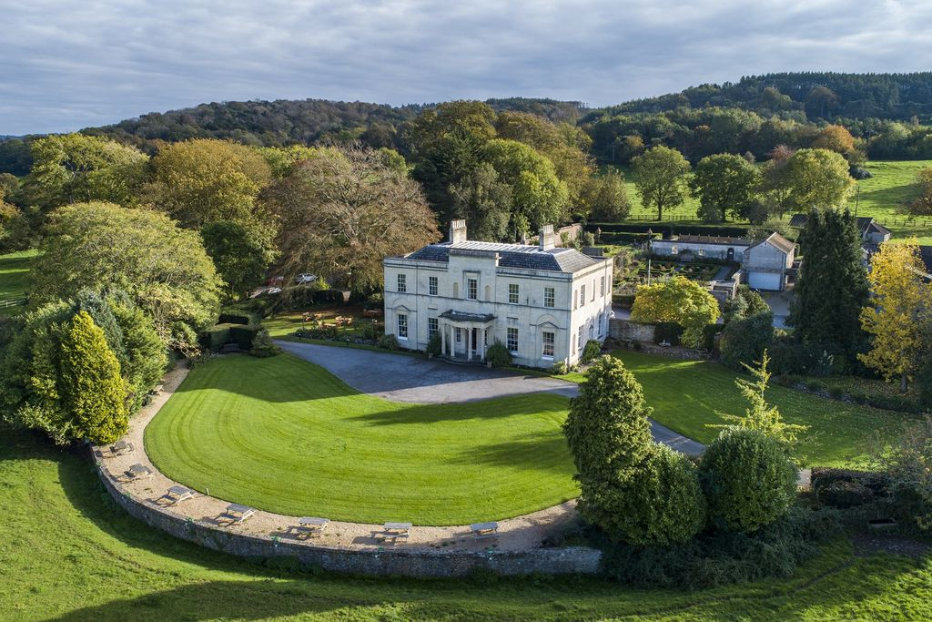 Backwell House - Gallery
