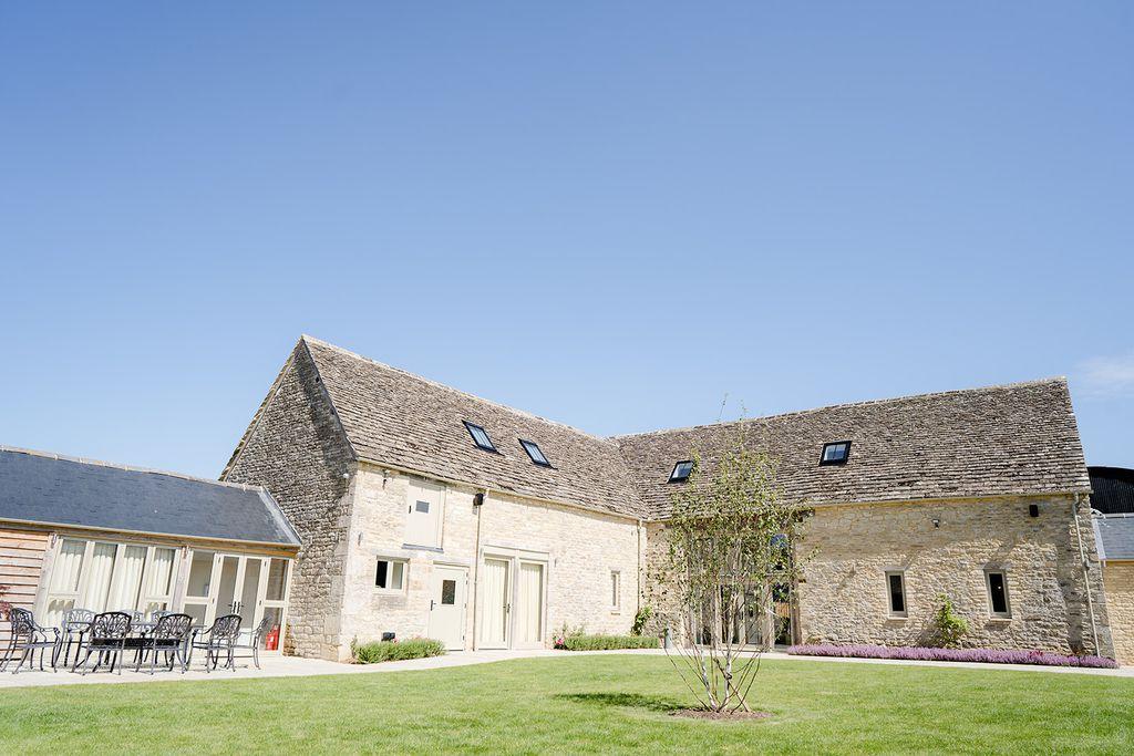 Rymonds Barn at Caswell House - Gallery