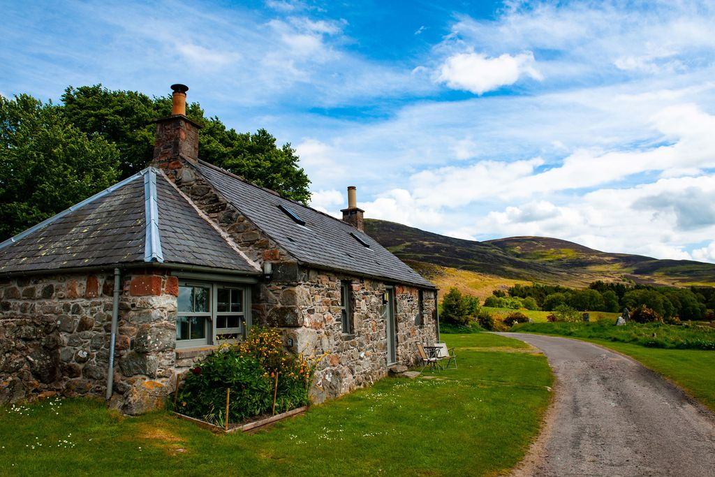 Colmeallie Bothy - Gallery