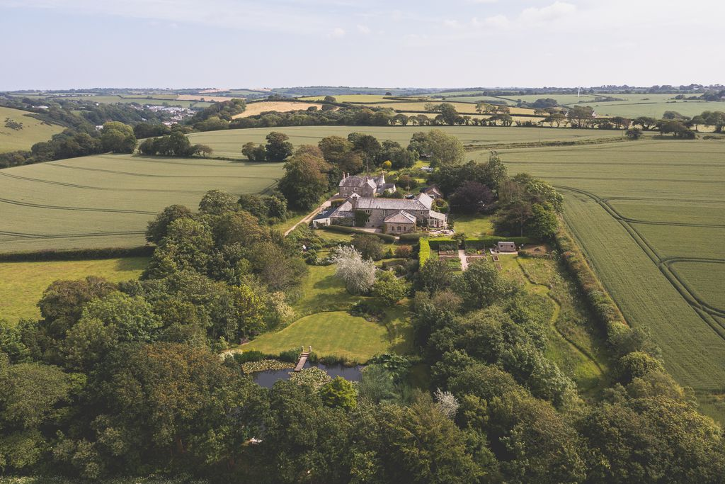 Benallack Barn - Gallery