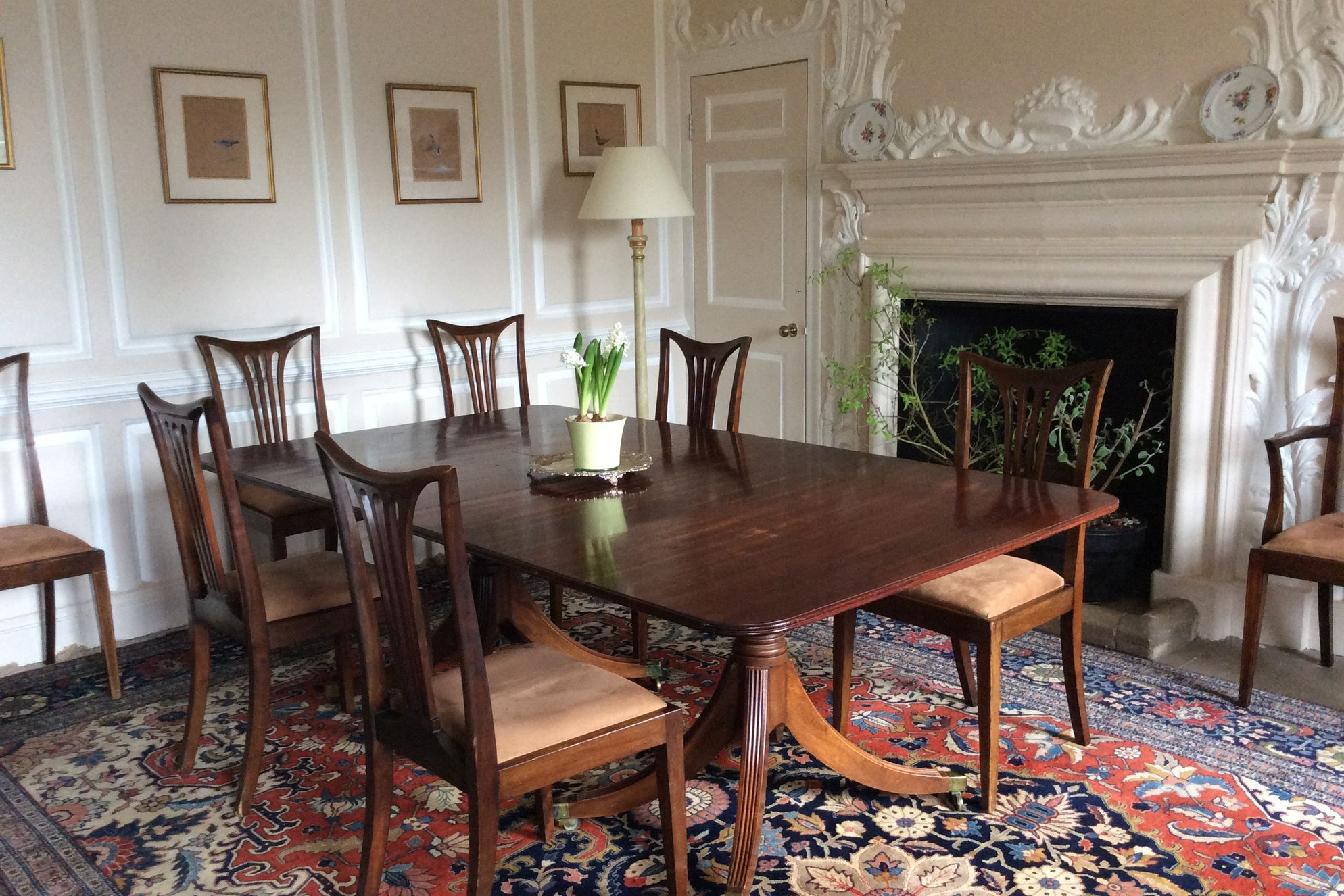 Old Rectory - Gallery