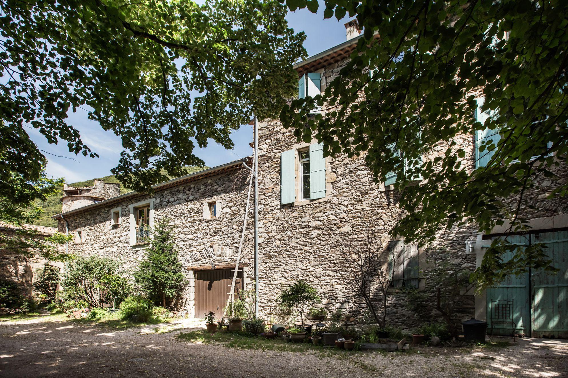 Château de Colombières sur Orb - Gallery