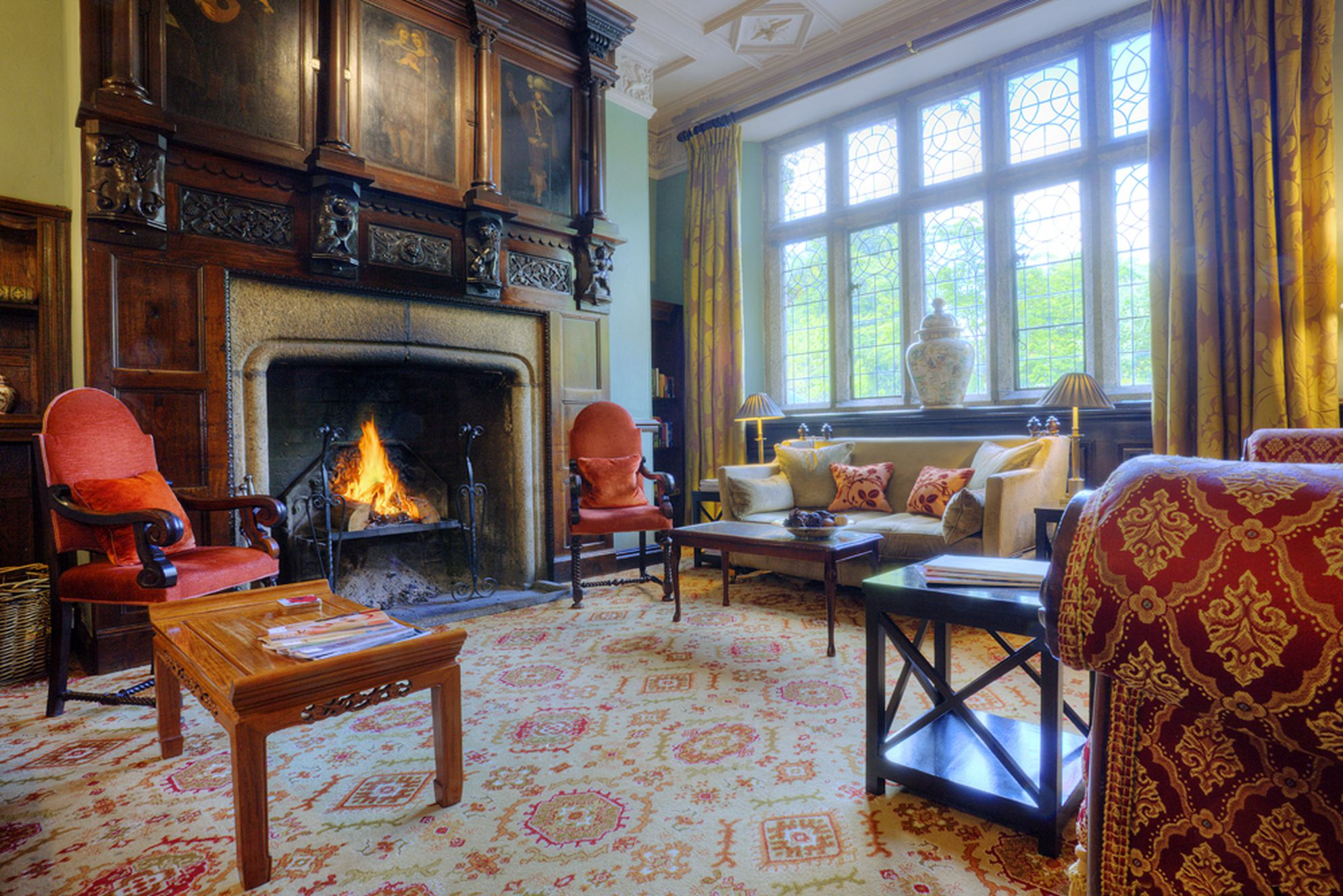 Lewtrenchard Manor - Gallery