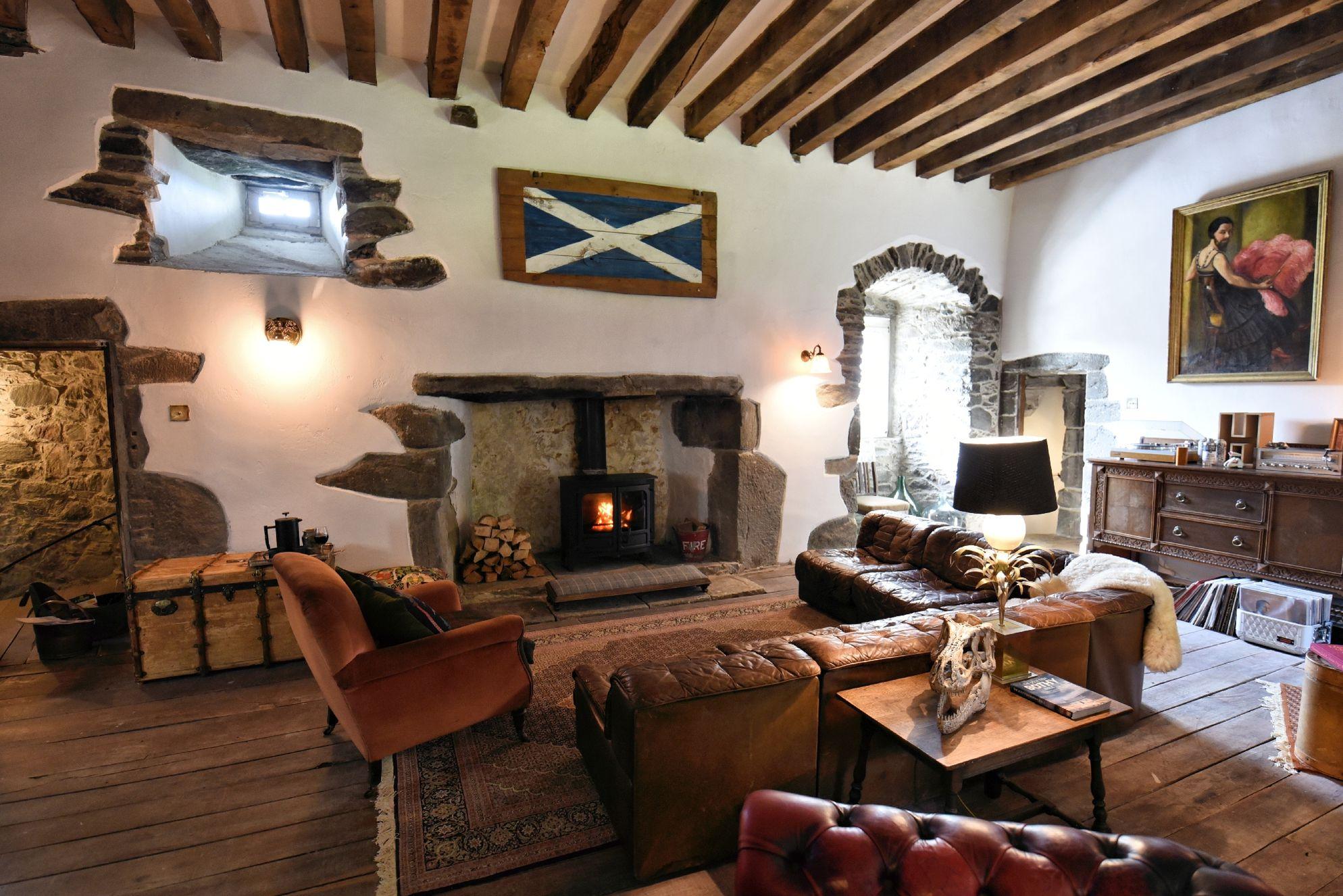 Kilmartin Castle - Gallery