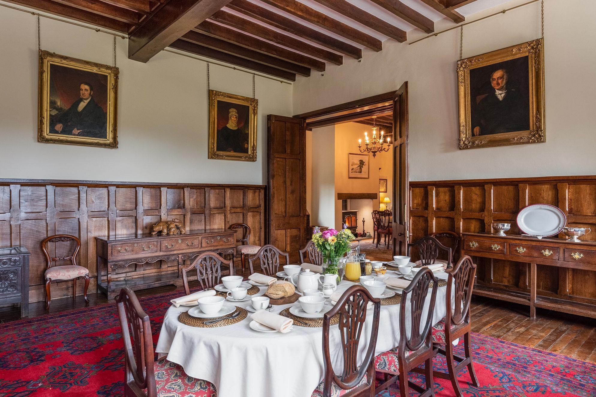 Brynderwen Hall - Gallery